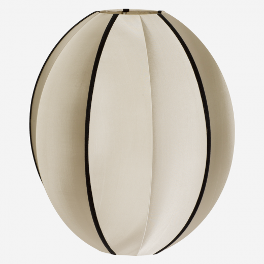 Lampshade Indochina-Oval B