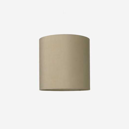 Lampshade, rawsilk, kit 40x39