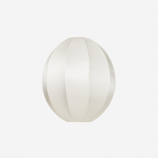 Lampshade Indochina Offwhite Oval S