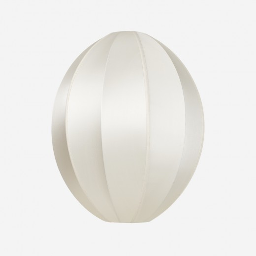 Lampshade Indochina Offwhite Oval B