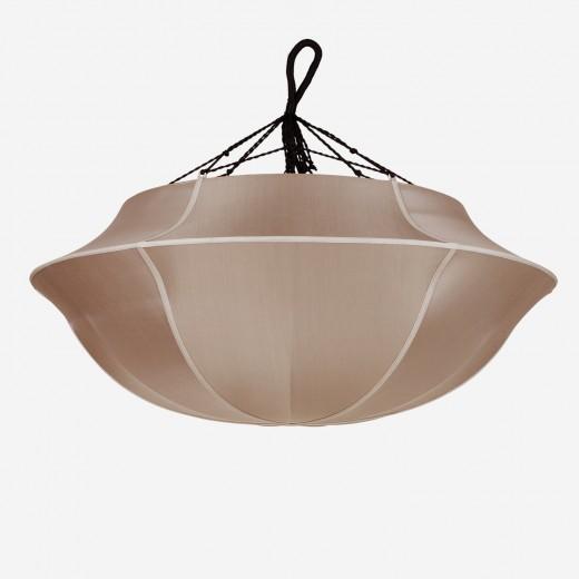 Lamp Indochina Rosebrown Umbrella