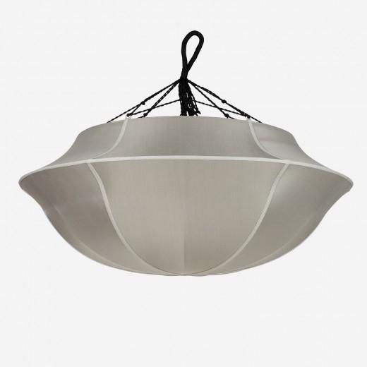 Lamp Indochina Grey Umbrella