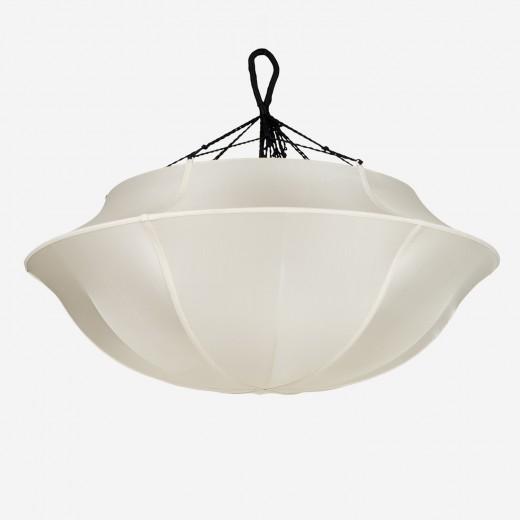Lamp Indochina Offwhite Umbrella