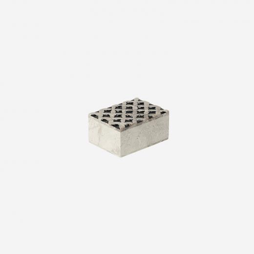 Soft stone box S black