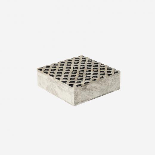 Soft stone box M black
