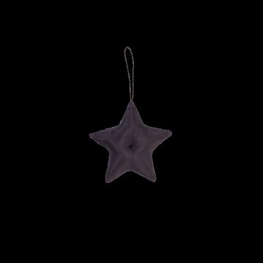 Silk star, purple