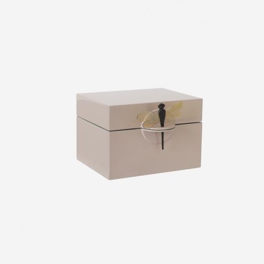 Lacquerbox B pink powder
