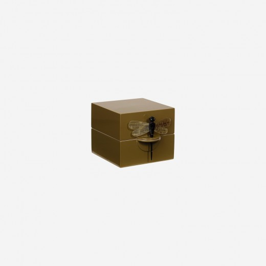 Lacquer box S army