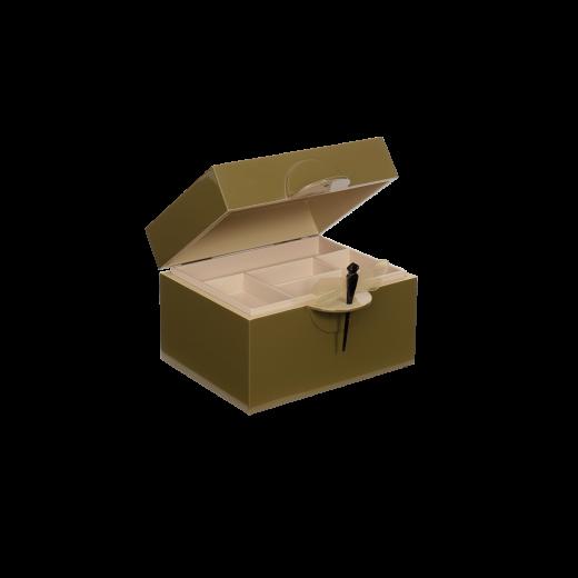 Lacquer box B army-01