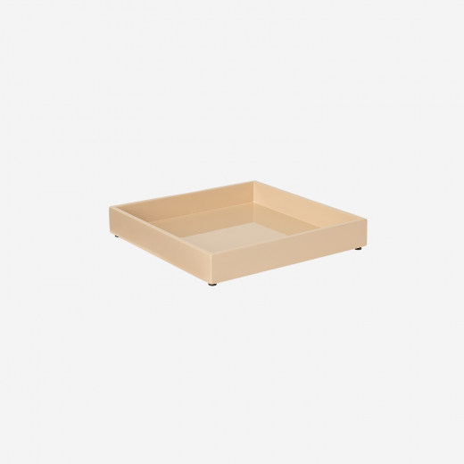 Lacquer tray 20x20 skin