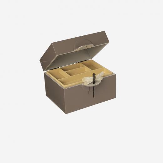 Lacquer box B mocca-01