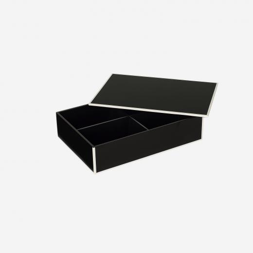 FlatlacquerboxwithroomdividerBblack-01