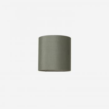 Lampshaderawsilkpetrolgreen30x30-20