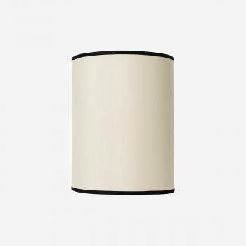 Lampshade rawsilk offwhite 30x39 cm-20