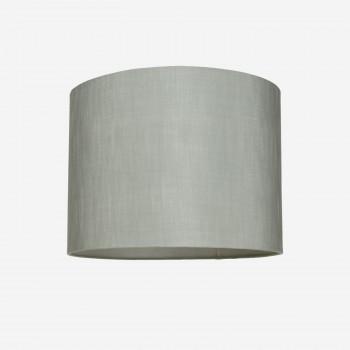 Lampshaderawsilkdustygreen40x30-20