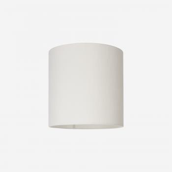 Lampshaderawsilkwhite30x30-20