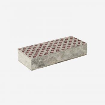 Soft stone box B warm red-20