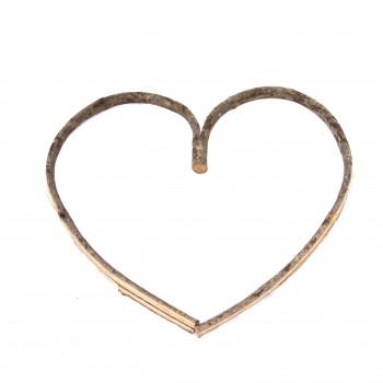 Wooden heart M-20