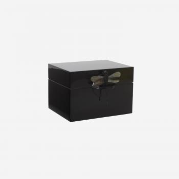 Lacquer box B black-20