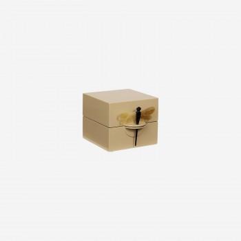 Lacquer box S wheaten-20