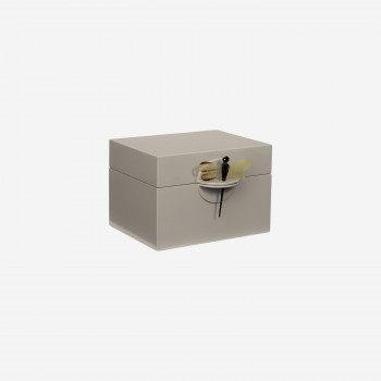 Lacquer box B cool grey-20