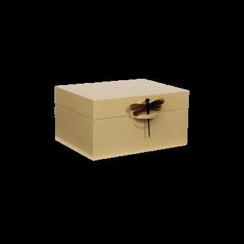 Lacquer box XL wheaten-20