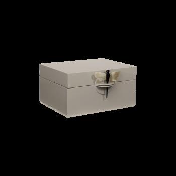 Lacquer box XL cool grey-20