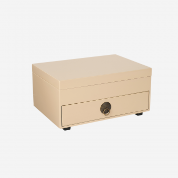 Chest of drawers with tray and lid skin-20
