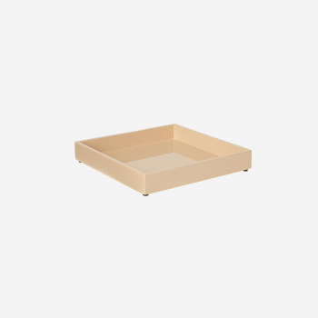Lacquer tray 20x20 skin-20
