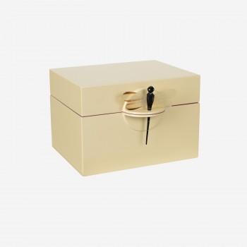 LacquerboxsoftyellowB-20