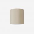 Lampshade, rawsilk, kit 30x30