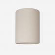 lampeskærm råsilke sand 30x39