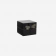 Lacquer box S black