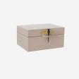 Lacquer box XL pink powder