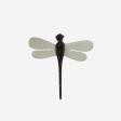 Dragonfly dusty green
