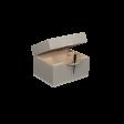 Lacquer box B cool grey