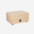Chest of drawers with tray and lid skin