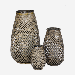 Bamboo lantern S