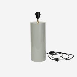 Lampstand round dustygreen, S