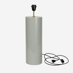 Lampstand round dustygreen, B
