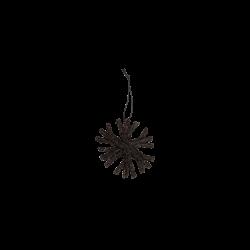 Bird nest snowflake S