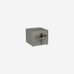 Lacquerbox S stick grey