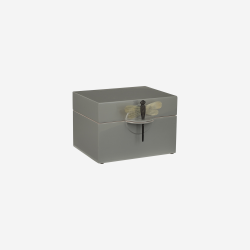 Lacquerbox B sticky grey