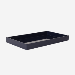 Lakbakke 50x25 dark blue