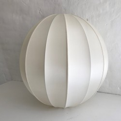 Lampshade indochina-Round offwhite XL